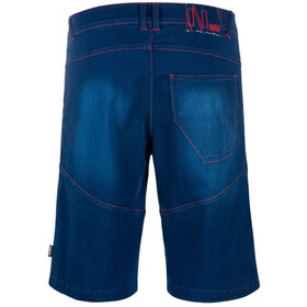 Nihil M's Oukaidenim Shorts Blue Denim